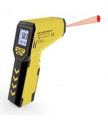 TROTEC BP21 laserski infracrveni termometar