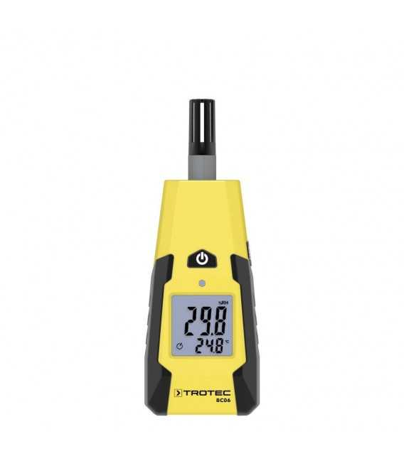 TROTEC BC06 termo-higrometar