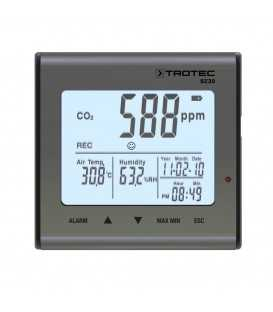 TROTEC BZ30 CO2  Data Logger