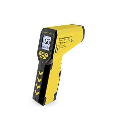 TROTEC TP7 laserski infracrveni termometar (pirometar)