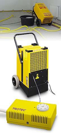 Mogućnosti odvodnje kondenzata i kontroliranje vlažnosti