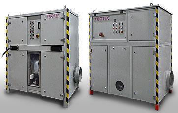 Profesionalni sušači zraka TROTEC TTR - serija modela