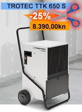TROTEC TTK 650S