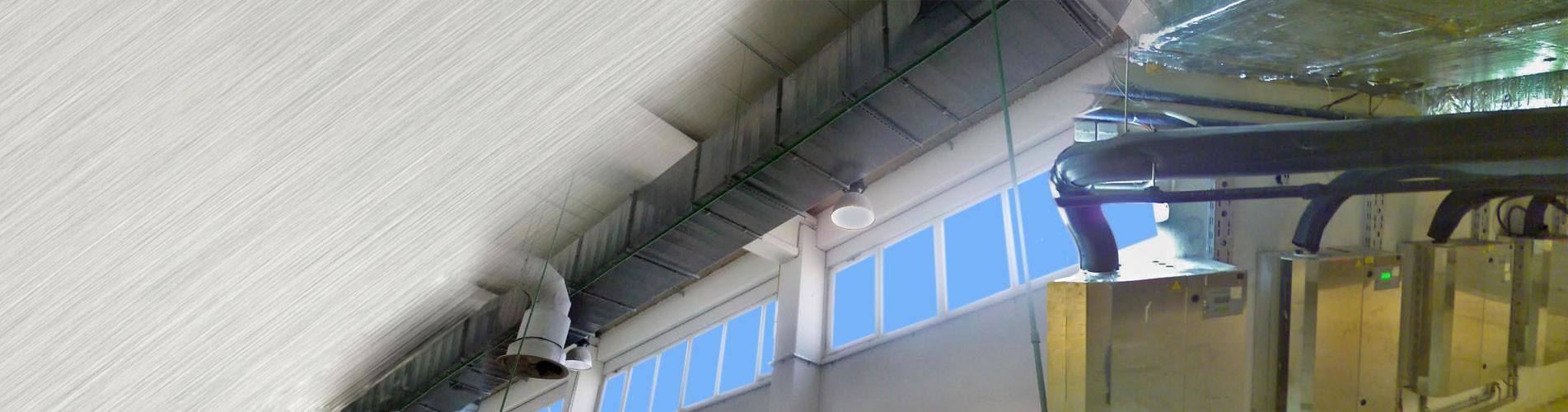 Odvlaživanje i vlaženje zraka u industriji